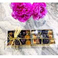 Ramadan Sweets- 900 gms arranged In a special plexi box