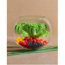 Fruits-Vegetables-Flower Arrangement